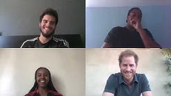 Prince Harry Street Games Video Call!