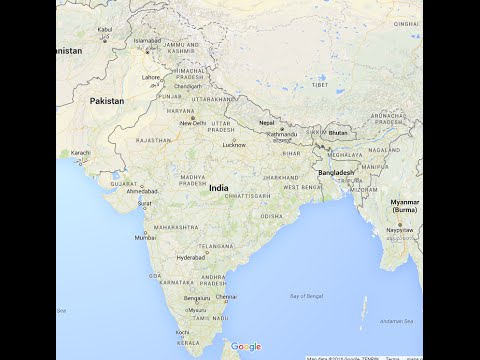 Download Indian Cities & Navigate Offline In Google Maps