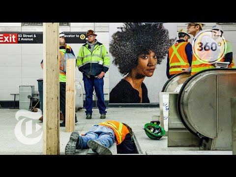 A Sneak Peak at the 2nd Avenue Subway | The Daily 360 | The New York Times