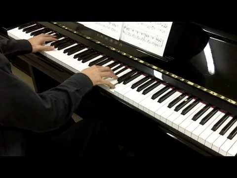 ABRSM Piano 2011-2012 Grade 7 C:3 C3 Webster Black Coffee