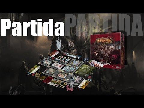 The Others   Partida   juego de mesa   Pecado de la Soberbia   Español
