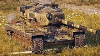 World of Tanks T29 - 5 Kills 5,9K Damage