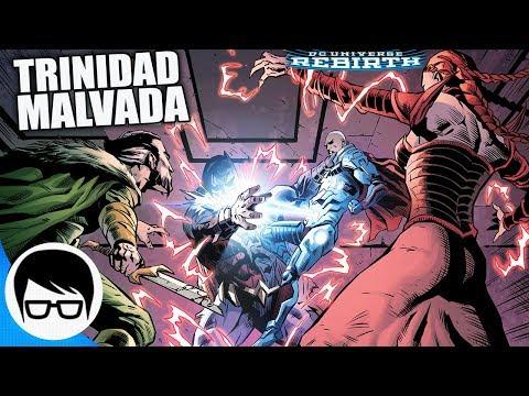 LA NUEVA TRINIDAD DEL MAL : Lex Luthor, Ra