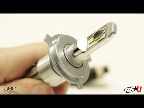 Race Sport Lighting GEN4 LED Headlight Kits