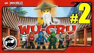 LEGO Ninjago WU CRU Прохождение Игры Лего Ниндзяго на русском языке - 2 серия - НА ПУТИ К КОУЛУ