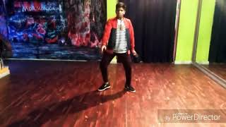 Proper patola song, freestyle dance, choreography by rahul bhargava