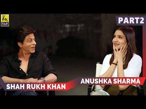 Shah Rukh Khan & Anushka Sharma Interview with Anupama Chopra | Jab Harry Met Sejal | Part 2