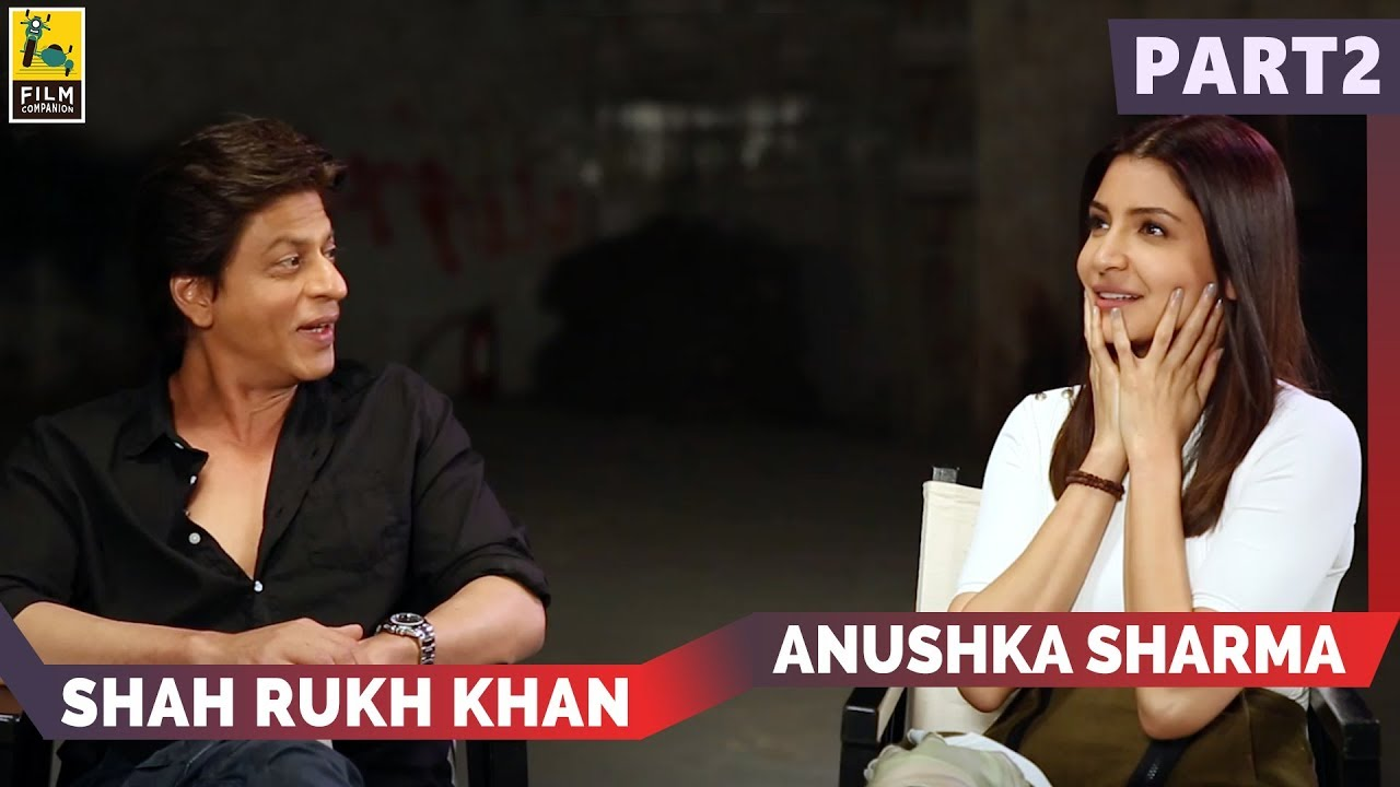 Image result for shahrukh anushka interview