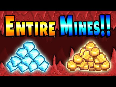 The Value Of The ENTIRE Mine? 120 Floors! - Stardew Valley