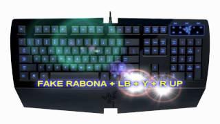 FIFA 12/11 FAKE RABONA + RABONA / BACKHEEL FINISHING SKILLS TUTORIAL(HD