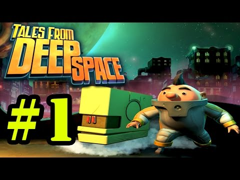 Tales From Deep Space - Gameplay Walkthrough Part 1