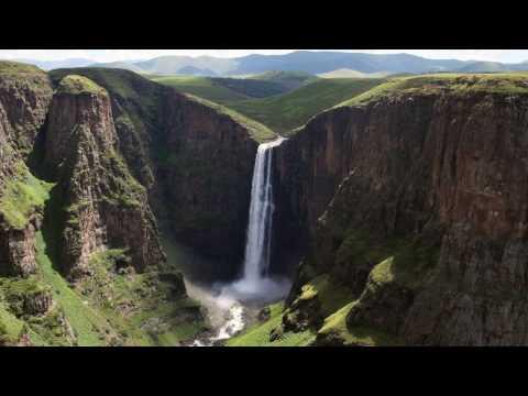 Maletsunyane Falls Lesotho