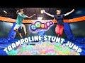 Trampoline Stunt Jump!   Official Oonies