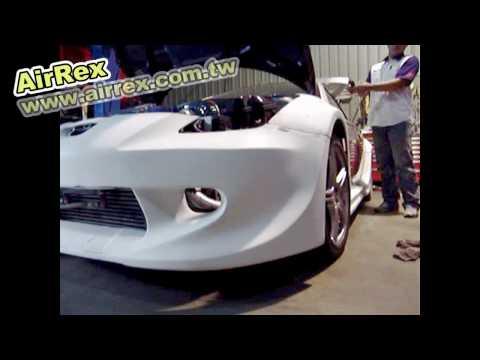改氣壓式避震器+鍘刀式車門外加噴乾冰 | Doovi
