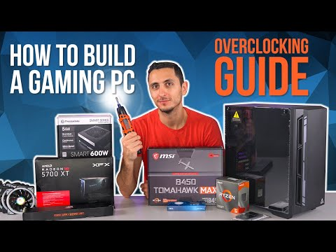 How To Build A PC - Full Beginners Guide + Overclocking