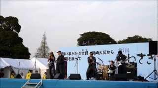 横浜銀蝿リーダー、Drums担当の嵐さんがVocalを執る名曲。2011年4月16日...