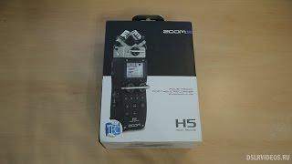 ZOOM H5 - полный обзор