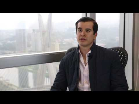 Andres Andrade Interview: Why I attended Stanford Ignite - São Paulo
