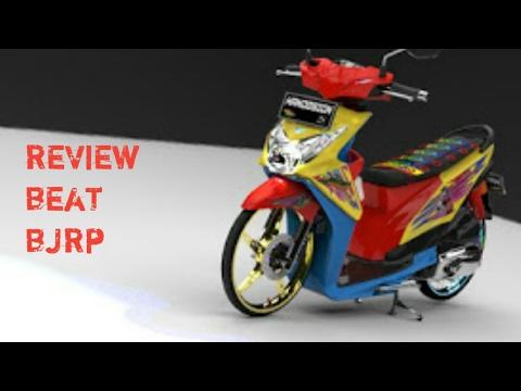 Riview Motor Honda Beat Bjrp Thailook Indonesia