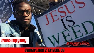 SWAMPLANDTV (EP:9) - I SMOKED OUT 10 COP TRUCKS!!!