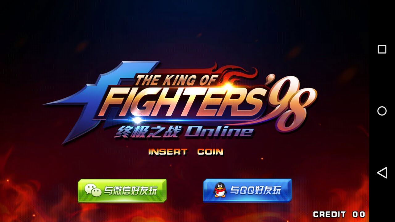 The King of Fighters 98 OL gameplay android - YouTubeThe King of Fighters 98 OL gameplay android