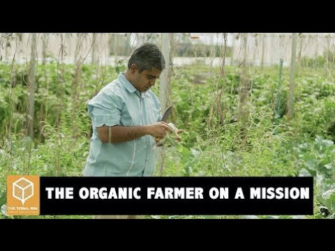 Ex-Techie Who Is Revolutionizing Farming | Shankar Venkataraman | The Tribal Box