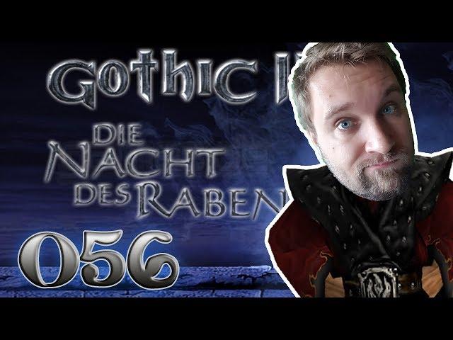 Lets Play ?Gothic2:Die Nacht des Raben? #056 Bronko, das verschissene Arschloch