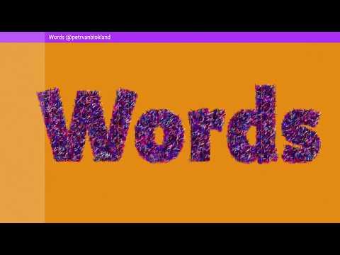 Words With Petr Van Blokland