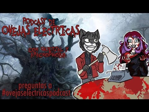 Ovejas Eléctricas - Podcast de cine de terror con Aracne Phobia