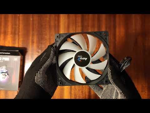 Кулер Aerocool Frost 12 PWM FRGB
