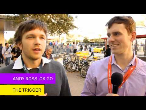 The Trigger SXSW: Andy Ross, OK Go