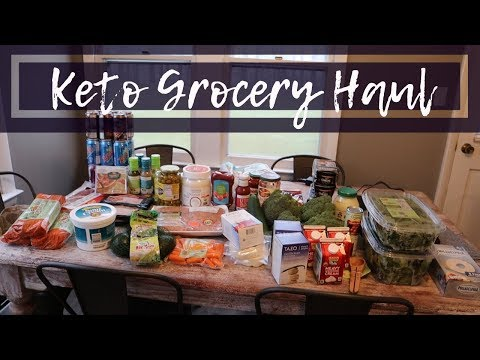 keto-grocery-haul