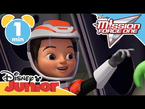 Miles From Tomorrow: Mission Force One | The Junk Monster | Disney Junior UK