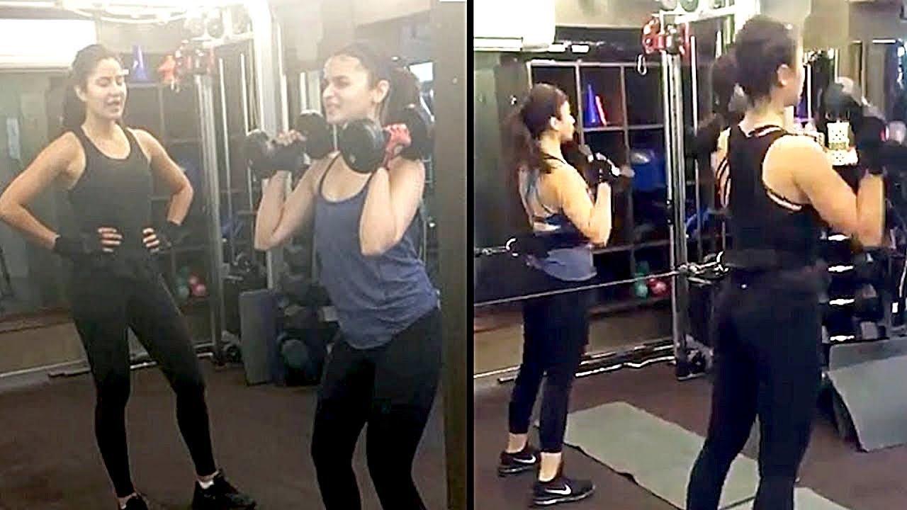 NEW Fitness Trainer For Alia Bhatt | Katrina Kaif | Bollywood Rewind