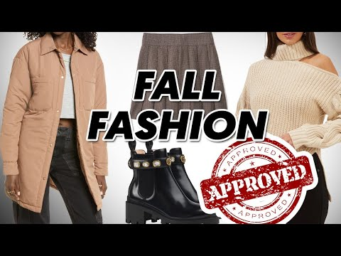 10 Wearable FALL FASHION TRENDS Worth Buying In 2021!