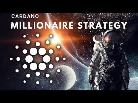 Cardano Millionaire Strategy: Investing To Win In Cryptocurrency Markets!