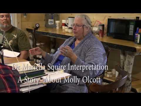 Dr Mariella Squire  Abenaki History and Language