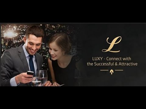 Review on Wealthy Singles Dating App: Luxy