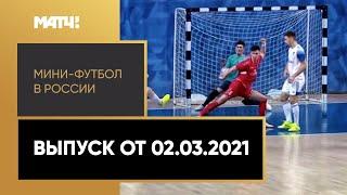 Мини футбол в России Выпуск от 02 03 2021