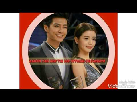 Aaron Yan ❤ Tia Lee Forever
