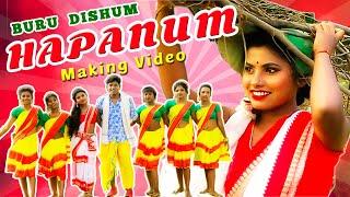 Buru Dishum Hapanum (Making Video)   New Ho Video 2021   Ft. ANJALI, RANJIT