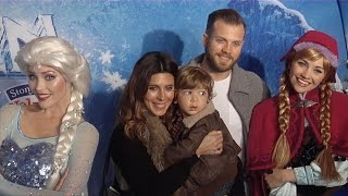 Jamie-Lynn Sigler, Cutter Dykstra and son Beau