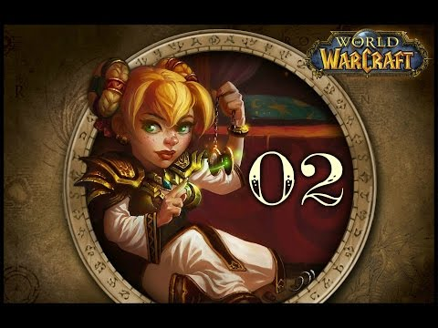 World of Warcraft - Allianz - Startgebiet Gnomen #02 Eine Audienz beim König - Let's Play [Deutsch]