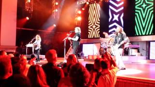 """Don Felder + Foreigner + Styx - """"Fooling Yourself (The Angry Young Man)"""" live"""