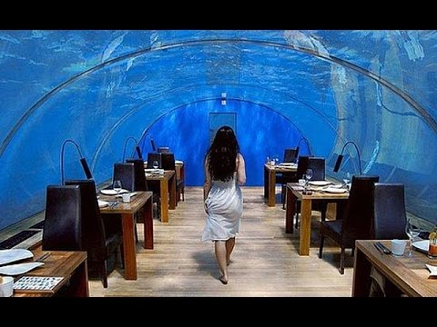 Underwater Hotel - Atlantis The Palm, Dubai