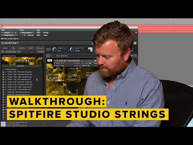 Spitfire Audio Announces Availability of Spitfire Studio