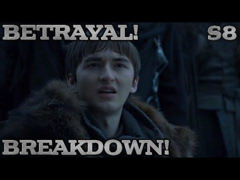 Betrayal is Coming! | Game of Thrones Season 8 Episode 1 Winterfell Breakdown
