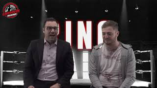 RING TALK - GOODWIN BOXING - EPISODE 16 - 28th February 2018