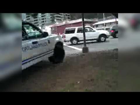Raw video: Gresham Police officer takes phone from livestreamer in 2013