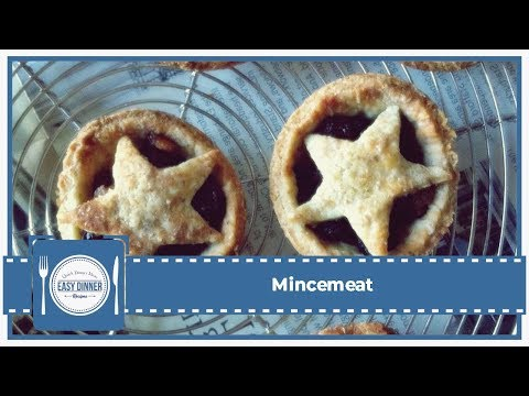 Easy Dinner Recipes For Family - Mincemeat